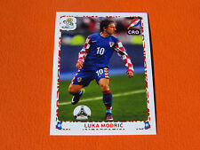 395 LUKA MODRIC HRVATSKA  FOOTBALL PANINI UEFA EURO 2012