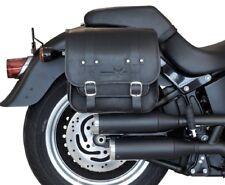Satteltasche Harley Davidson Softail Slim Packtasche Leder Gepäck Buffalo Bag