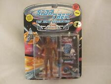 Star Trek - Next Generation - Lt. Com.  LaForge / Alien  NOC  (1216ST1/7) 6033