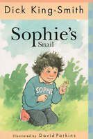 Sophie's Snail (The Sophie stories), King-Smith, Dick, Very Good Book
