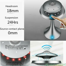 UFO Magnetic suspension wireless Levitating Bluetooth speaker with Led light