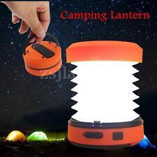 ThorFire LED Camping Lantern Manual Generation USB Rechargeable Flashlight Lamp