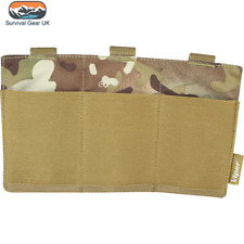 Viper VCAM Triple Mag Plate 3x Molle Attachments on Rear - Free Delivery