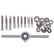 31pcs Mini HSS Metric Thread Plugs Dies Taps Wrench Handle Set M1-m2.5 Screw