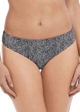 Freya Run Wild Bikini Briefs 4618 Black Swim Bottoms Swimwear Various Sizes New