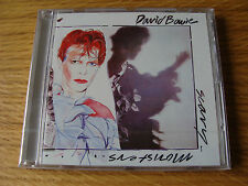 CD Album: David Bowie : Scary Monsters : Sealed