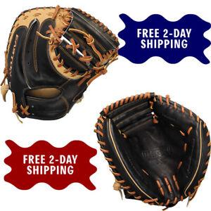 "Easton Professional Collection 34"" Baseball Catcher's Mitt A130 801"