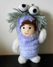 """BOO FROM MONSTERS FAIRY PROMOTIONAL 8"""" SOFT TOY DISNEY PIXAR FILM MOVIE"""