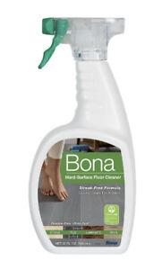 Bona Hard-Surface - Stone, Tile, Vinyl and Laminate Floor Cleaner, 32 Fl Oz