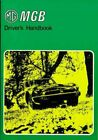 Mgb Us Owner Handbook, Paperback by Brooklands Books Ltd., Like New Used, Fre...