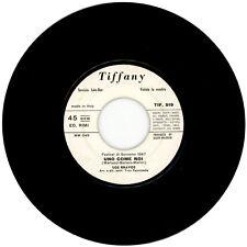 """LOS BRAVOS in Italian ! Uno Come Noi - 7"""" ITALY 1967 - SANREMO - JUKEBOX release"""