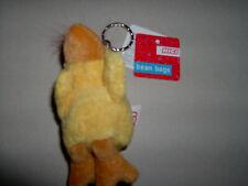 Schlüsselanhänger, Nici, Bean Bags, Ente, Entchen, Stofftier, neu und unbenutzt