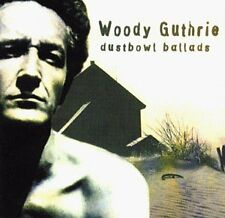 Woody Guthrie - Dust Bowl Ballads [CD]