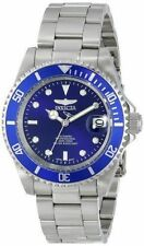 Invicta Men's Pro Diver Automatic 200m Blue Dial Stainless Steel Watch 9094OB