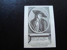 FRANCE - carte 1985 (portrait de mandrin) (B16)