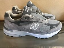 MUST SEE NWT NEW BALANCE 993 SHOES MR993GL MEN 11.5 2A Narrow Made In USA