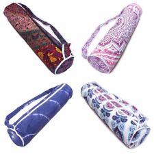 Yoga Mat Bag Carrier Strap Shoulder Sling Adjustable Gym Tote Carry Exercise Bag