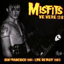Misfits - We Were 138 LP SAMHAIN MAD SIN BLACK FLAG DEMENTED ARE GO CREEPSHOW