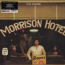 THE DOORS - Morrison Hotel (LP) (180g Vinyl) (M/M) (Sealed)