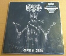 NECROPHOBIC Womb Of Lilithu FIRST PRESSING LP vinyl ONLY 450 MADE USA Seller