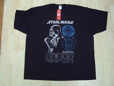 Hombre Camiseta Talla 3XL Darth Vader Star Wars Rogue uno BNWT Free UK Post