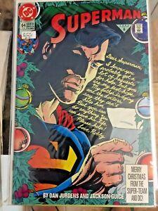 Superman DC Comics #64