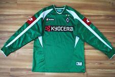 BORUSSIA MÖNCHENGLADBACH AWAY FOOTBALL SHIRT 2005-2006 TRIKOT LOTTO LONGSLEEVE M
