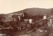A501 Photographie Originale vers 1900 environ Le Puy panorama