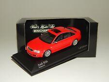 Audi RS6 2002 Misanorot 400011700 von Minichamps Scale 1:43 OVP