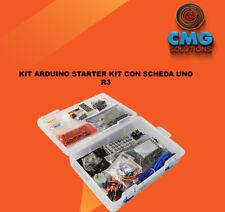 KIT ARDUINO UNO R3 Starter Kit CON RFID LCD1602 SERVO MOTORE E SENSORI IN FOTO