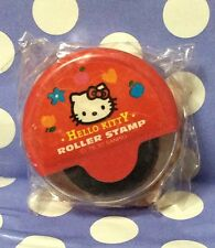 Very Cool Vintage Sanrio Hello Kitty Roller Stamp 76-97  Brand New