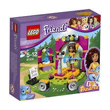 LEGO Friends Andreas Showbühne (41309)