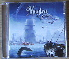 MAGICA Center Of The Great Unknown CD (2012)