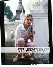 "1985 Original 4x5 Transparency ""LACE II"" DEBORAH RAFFIN - ABC TV"