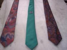 3 cravates