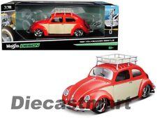 1 18 1951 VW VOLKSWAGEN Beetle Maisto Design