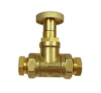 Fire Valve for Central Heating Oil Line 10mm / 3/8 Inch BSP Fusible Head
