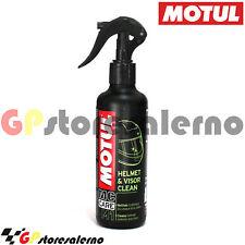 M1 MOTUL HELMET & VISOR CLEAN PULITORE ESTERNO CASCO E VISIERA SIMPSON