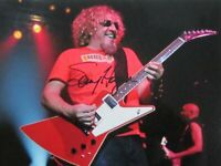 Sammy Hagar Autographed Signed 8x10 ( Van Halen ) Photo REPRINT