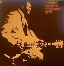 CHUCK BERRY Chuck Berry's Greatest Hits Original Chess LP CRL4548