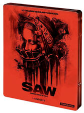 SAW L'ENIGMISTA - STEELBOOK  EDITION (BLU-RAY) 10° ANNIVERSARY EDITION