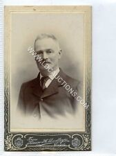 (Ga2273-461) Real Photo CDV by Horace H.Dudley of West Bromwich c1880 EX Liddall