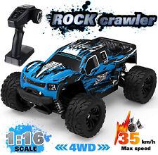 1:16 RC Monste Truck ferngesteuert Auto Geländewagen Off-Road Car 2,4 GHz Blau