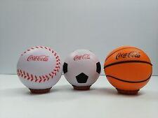 Coca-Cola Squishy Mini-Sports Balls Set - FREE SHIPPING