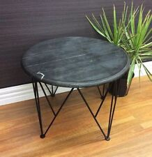 Marble Round Side Tables
