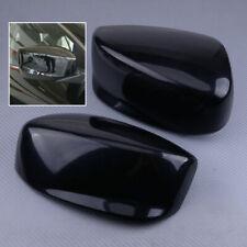 1 Pair (L+R) Side Rear View Mirror Cover Trim Cap For Honda Accord 2008-2012
