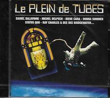 CD album: Compilation: Le Plein de Tubes. Universal. Y