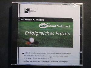 Golf, Mentales Training,  Mind Volume 2 Erfolgreiches Putten
