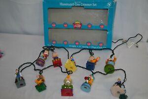 Disney Snow White 7 Dwarfs Prince Evil Queen Christmas Tree String Light Covers