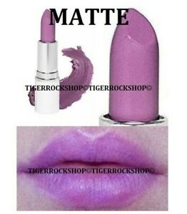 Lilac Belle Matte Lipstick by MUA Make Up Academy brand new fully sealed